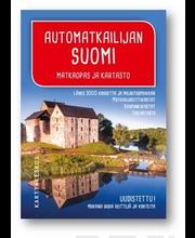 Automatkailijan Suomi kirja