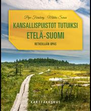 Kansallispuistot Tutuiksi - Retkeilijän opas kirja
