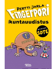 Jarla, Fingerpori Kuntauudistus – Mukana Sote!