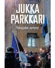 Arktinen Banaani Jukka Parkkari: Vakoojaksi syntynyt
