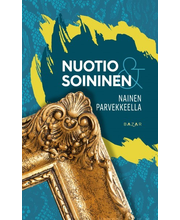 Nuotio, Eppu & Soininen, Pirkko: Nainen parvekkeella kirja