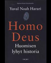 Harari, Yuval Noah: Homo deus, Huomisen lyhyt historia (Jättipokkari)