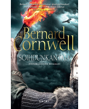 Bazar Bernand Cornwell: Soihdunkantaja - historiallinen romaani