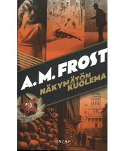 Frost, A. M.: Näkymätön kuolema pokkari