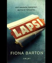 Barton, Fiona: Lapsi pokkari