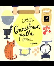 Onnellinen pulla - Kirjallinen leivontakirja