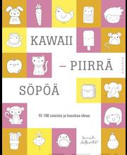 Kawaii-Piirrä söpöä, yli 100 hauskaa ideaa