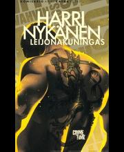 Harri Nykänen: Leijonakuningas
