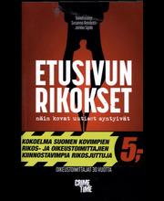 Reinboth, Susanna & Sipilä, Jarkko (toim.): Etusivun rikokset, näin kovat uutiset syntyivät Kirja
