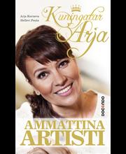 Koriseva, Arja & Pouta, Hellevi: Kuningatar Arja - ammattina artisti Kirja
