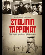Lappalainen, Stalinin tappamat - Muurmannin suomalaisten pitkä ja musta yö