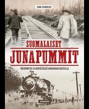 Docendo Jenni Stammeier: Suomalaiset junapummit - Kulkureita ja kerjäläisiä amerikan raiteilla