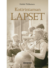 Tiilikainen, Heikki: Kotirintaman lapset Kirja