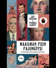 Persson, Åke & Oldrup, Thomas: Maailman pisin pajunköysi kirja