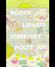 Lipasti, Roope: Viimeiset polttarit kirja