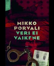 Porvali, Mikko: Veri ei vaikene kirja