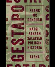 McDonough, Frank: Gestapo kirja