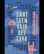 Atena Antti Halme: Saattaen vaihdettava