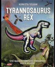 Kurkista sisään! Tyrannosaurus rex (läpinäkyviä sivuja)