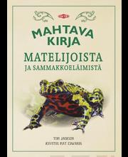 Tactic Tom Jackson: Mahtava kirja matelijoista ja sammakkoeläimistä