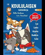 Tactic Riitta Korhonen, Annu Nykänen: Koululaisen tehtäväkirja 6-8v