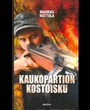 Hattula, Markku: Kaukopartion kostoisku kirja