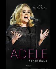 Newkey-Burden, Chas: Adele - Henkilökuva kirja