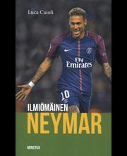 Caioli, Luca: Ilmiömäinen Neymar kirja