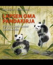Minerva  Lapsen Oma Pandakirja - Pyry Ja Lumi Saavat Uuden Kodin