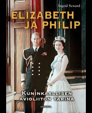 Minerva  Elizabeth Ja Philip - Kuninkaallisen Avioliiton Tarina