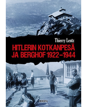 Lentz, Hitlerin Kotkanpesä ja Berghof 1922-1944