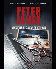 James, Peter: Kuolema ei rakasta ketään Pokkari