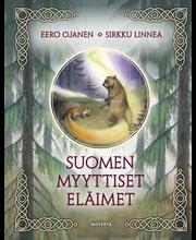 Minerva Kustannus Eero Ojanen: Suomen myyttiset eläimet