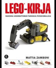 Lego-Kirja - Rakenna Uskomattoman Tarkk