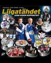 Liigatähdet - Suomi-Kiekon Huippuhetket