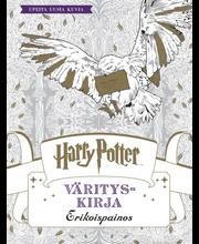 Harry Potter - Värityskirja - Juhlapainos