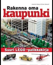 Suuri Lego-Kirja - Rakenna Oma Kaupunki