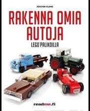 Rakenna Omia Lego-Autoja