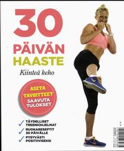 Kiinteä Keho 30 päivän haaste Kirja