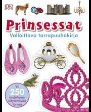 Prinsessat - Valloittava tarrapuuhakirja