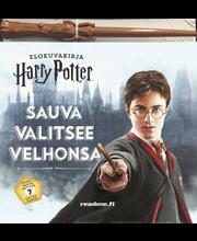 Readme.fi Harry Potter - Sauva valitsee velhonsa