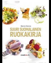 Manne Stenroos, Suuri suomalainen ruokakirja