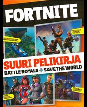 Dennis Publishing, Fortnite - Suuri pelikirja