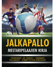 Jalkapallo - Mestaripelaajien kirja