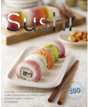 Readme.fi Diana Yoshi: Sushi -  herkuttelijan kirja