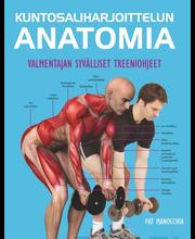 Kuntosaliharjoittelun anatomia   (Bestseller-sarja)