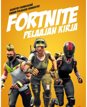 Readme.fi Kevin Pettman: Fortnite - pelaajan kirja