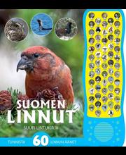 Flyktman, Suuri lintukirja -  Suomen linnut - Tunnista 60 linnun äänet!