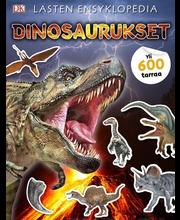 Dinosaurukset - Lasten ensyklopedia - 600 tarraa