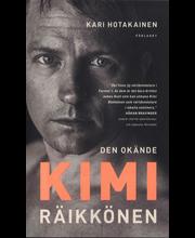 Hotakainen, Kari: Den okände Kimi Räikkönen pokkari